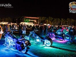 Thunder Beach LED Show