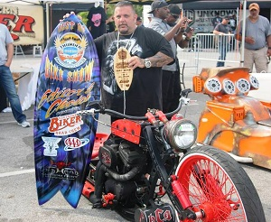 Thunder Beach Custom Bike Show